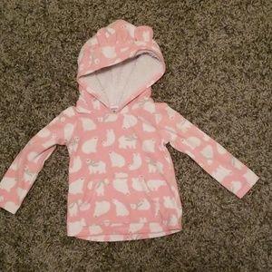3/$12 Fleece pullover